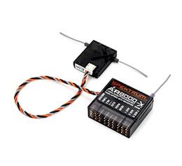 Spektrum AR8000 8CH Receptor con satélite con extensión remota SPMAR8000 DX9 DX8 para helicópteros Quadcopters Envío gratuito en venta