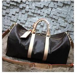 63a90e8b3 Marca Designer de Viagem sacos de sacos de mensageiro Totes sacos de Duffel Malas  Malas Malas # 40143 # 40144