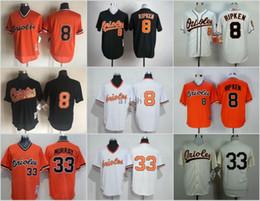 39c65e8f6 ... 12 roberto alomar ba throwback baltimore orioles baseball jerseys 33  eddie murray 8 cal ripken jr ...