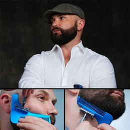 Discount for good hair - The Beard Bro Beard shaping tool for perfect lines and symmetry PRO SHAVING BEARD free shipping good