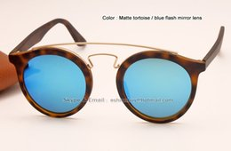 $enCountryForm.capitalKeyWord Canada - round sunglasses tortoise black blue pink flash mirror green in case round frame 47mm