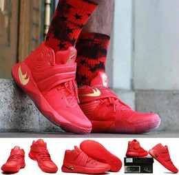 newest 52e80 28af5 kyrie irving shoes red