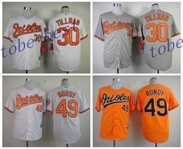 d5a18e03620 29.99 ... baseball jerseysbaltimore oriole baltimore orioles 30 chris  tillman mens authentic cream 1954 turn .