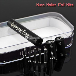 $enCountryForm.capitalKeyWord NZ - Kuro Koiler Universal Tools 6 in 1 Kit Coil Jig Coiler Winding Coiling Builder Heating Wire Tool 7 Colors For DIY RDA DHL