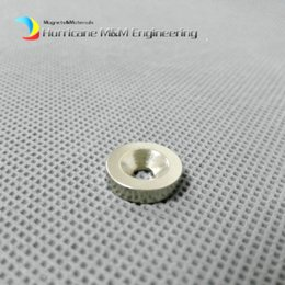 Rare Earth Neodymium Magnet Countersunk Hole Australia - 600pcs Countersunk Hole Magnet about Diameter 12x3mm Thick M3 Screw Countersunk Hole Neodymium Rare Earth Permanent Magnet
