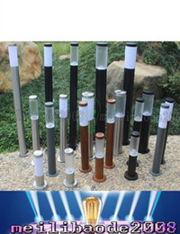 Outdoor pillar lights online shopping outdoor led pillar lights 110v 220v 60cm 100cm 1m landscape post light waterproof ip65 stainless outdoor garden lawn pillar light post lamp bollard light aloadofball Gallery