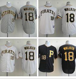 18 neil walker jerseys. pittsburgh pirates cool base baseball jerseys sports jerseys embroidery logo