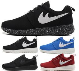 hot sale online 06b89 d0a5c ... where can i buy free shipping original 2017 run shoes women and men  roche run black