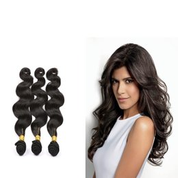 $enCountryForm.capitalKeyWord NZ - 8A grade best selling Brazilian Virgin Human Hair Extension Body Wave, Mixed Length 16inch 18inch 20inch 3 Bundles 300g Per Lot