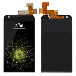 $enCountryForm.capitalKeyWord NZ - Original For LG G5 LCD 5.3inch Cellphone Touch Panels Display Screen Replacement For LG H830 H820 VS987 LS992 Wholesale