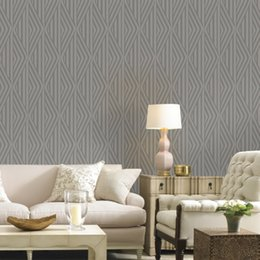Textured Europe Wall Paper Modern Pvc Wallpaper Roll Geometric Simple Plain Design For Home Decor Y32034 Designs Living Room