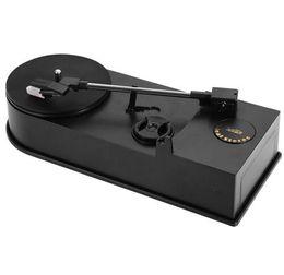 EC008B, Lecteur audio USB pour mini-phonographe / tourne-disque / platines vinyle, platine de conversion Convertir un enregistrement LP en fonction CD ou MP3