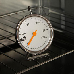 online shopping Kitchen Electric Oven Thermometer Stainless Steel Baking Oven Thermometer Special Baking Tools C S341