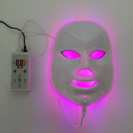 Discount pdt light machine - Home use acne remove LED PDT photodynamic therapy machine beauty light face mask