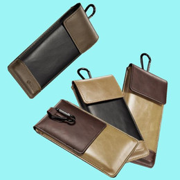 Leather beLt Loop cases online shopping - For iphone samsung CaseMe Sport Wallet Outdoor Hook Loop Belt Pouch Holster Leather Phone Bag Holder Cover DHL Free SCA144