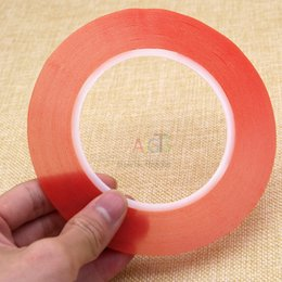 $enCountryForm.capitalKeyWord Australia - Wholesale-1mm 3M Double Side Adhesive Tape Fix for iPhone Cellphone Touch LCD Screen Repair Tape for iPhone Stickers Length: About 30m