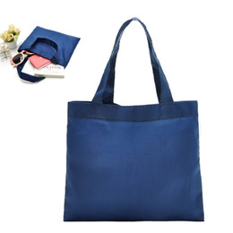 $enCountryForm.capitalKeyWord Canada - Women Waterproof Mini Bag Casual Mobile Phone Tote Pouch Nylon Reusable Folding Shopping Bag Small Handbag Tote