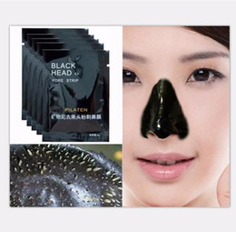 Wholesale blacks mask for sale - Group buy Pilaten Nose Facial Blackhead Remover Mask Minerals Pore Cleanser Black Head Pore Strip for Nose Close Pore