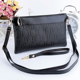mobile high quality bag Australia - New Arrival Women's Fashion Cheap Brand High Quality Handbag 24*14 Cm Shoulder Messenger Large Mobile Phone Bag