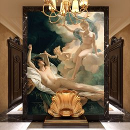 $enCountryForm.capitalKeyWord Canada - Iris & murphy Wall Mural Classical oil painting Wallpaper Photo Wallpaper Art Interior decoration Bedroom Living room Office Angel wallpaper