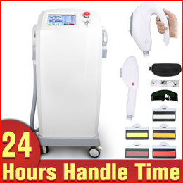 Light Permanent Hair Removal Canada - Pro IPL E-light Laser Permanent Hair Removal Bipolar RF Radio Frequency Skin Rejuvenation Acne Remove Anti-aging Beauty Machine Higher Power