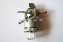 Honda engine replacement online shopping - Fuel valve twin nozzle type for Honda G100 G150 G200 engine Fuel tap Fuel cock replacement part