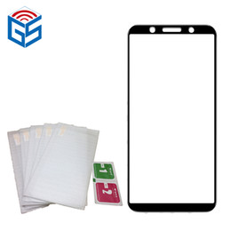 oppo screen NZ - Full Cover 9H Screen Protector Guard For Oppo F5 Tempered Glass Screen Protector
