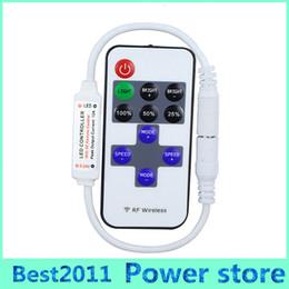 $enCountryForm.capitalKeyWord Canada - Single Color Remote Control Dimmer DC 12V 11keys Mini Wireless RF LED Controller for led Strip light SMD 5050   3528