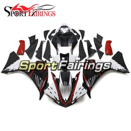R1 11 Canada - Injection Fairings For Yamaha YZF1000 R1 09 10 11 2009 - 2011 ABS Plastic Motorcycle Fairing Kit Sportbike Cowlings White Black Red Covers