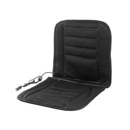 Chinese  12V winter Car heated cushion seat calefaction cushion car heated pad seat car heated seatWinter heating cushion for leaning on manufacturers