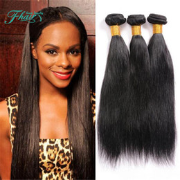 $enCountryForm.capitalKeyWord Canada - Malaysian Hair Straight 7A 100% Unprocessed Human Hair Weaves 3 Bundles 2016 New Style Hair Extensions Free Shipping By DHL
