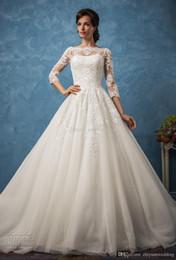 Amelia Sposa Vintage Lace Wedding Dresses Australia | New Featured ...