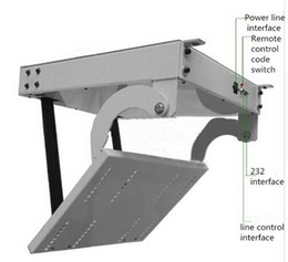 lift inches 2019 - Remote 32,42,46,55,60 inch 3D LCD TV Ceiling Lift Hanger Electric Genuine Turner cheap lift inches