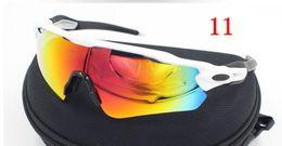 Vente en gros 2018 Radar EV lunettes de soleil 5 paire de lentilles Lunettes de soleil homme lunettes de soleil sports de plein air lunettes de cyclisme Radar Lunettes de soleil polarisées