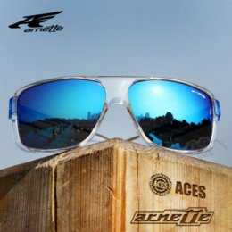 sunglasses arnette 2019 - Hot America Brand ACES Vintage Arnette Sunglasses Men Women Handcrafted Sunglass 10 colors gafas oculos Glasses Eyewear