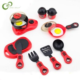 2017 Kids Play Kitchen Utensils Wholesale  12pcs Lot Simulation Utensils  Cooking Toy Kids Pretend Play