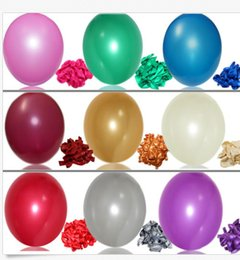 "$enCountryForm.capitalKeyWord NZ - Party Decoration 100x 10"" Colorful Pearl Latex Balloon Celebration Party Wedding Birthday Décor Marriage Room Decoration Pearl Round Balloon"