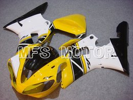 Kit Motorcycles For Sale Australia - Hot Sale Motorcycle Fairing Bodywork Kit ABS Injection Fit for 2000 2001 Yamaha YZF R1 00 01