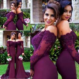 8c7c0afd1 Borgoña Vestidos De Dama De Honor Para Bodas Online   Borgoña ...