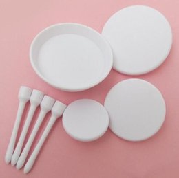 Decorating cupcake stanD online shopping - New Arrive Set New Sugarcraft Cupcake Cake Stand Icing Cream Flower Decorating Nail Set Tool Rdyo