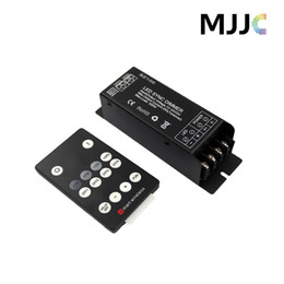 $enCountryForm.capitalKeyWord Canada - MJJC 12V 24V 300W LED Dimmer with a RF 14 Keys Wireless Remote for Synchronously control hundreds of meters Single ColorLed Strip Light