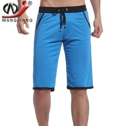 mens white basketball shorts 2019 - Wholesale-Active Surfing Shorts 2016 Fashion WJ Mens Running Sports Comfy Tracksuit Basketball Fast Dry Training Shorts