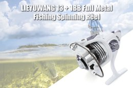 $enCountryForm.capitalKeyWord NZ - LIEYUWANG Spinning Reel 13 + 1 Bearing Balls Spinning Reel Super Strong Fishing Reel 5.2:1 Carp Fishing Spinner For Fishing