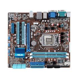 $enCountryForm.capitalKeyWord Canada - Free shipping 100% original motherboard for Asus P7H55-M LE LGA 1156 DDR3 H55 Desktop motherborad Solid state power supply