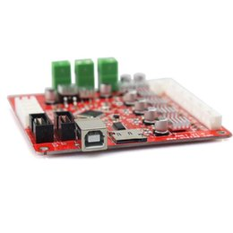 Active Components Integrated Circuits Sporting Hot Sale 1pcs Red Pcb Heated Heat Bed Heatbed Mk2b Upgraded Mk2a For Mendel Reprap Cnc 3d Printer Hot Bed Hotbed Support 12v 24v Good Reputation Over The World