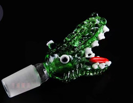 $enCountryForm.capitalKeyWord Canada - Blue crocodile glass utensils accessories , Wholesale Glass bongs Oil Burner Glass Pipes Waters Pipe Oil Rigs Smoking Free Shipping