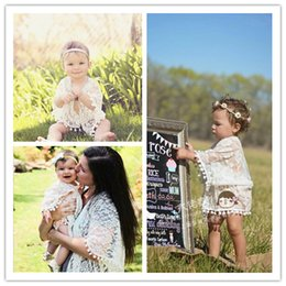 $enCountryForm.capitalKeyWord Canada - INS parent-child Girls Lace tops Good Quality Lining Children's Mom lady Lace Vest Kids crochet shawl tassels poncho scarf