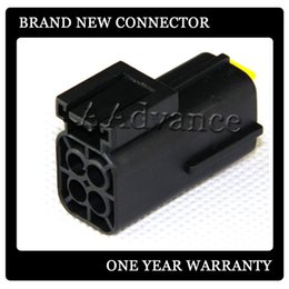 Connector Amp NZ - 4 pin Econoseal III 070 series DJK7042A-1.8-11 Male Sealed AMP connector