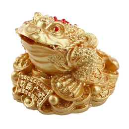 $enCountryForm.capitalKeyWord Canada - Feng Shui Money LUCKY Fortune Wealth Oriental Chinese I Ching Toad Coin Home New three-legged ornaments