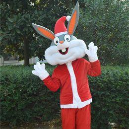$enCountryForm.capitalKeyWord Canada - Christmas bugs bunny Cartoon Mascot dress adult size costume EPE carnival mascot costume party Fancy Dress free shipping